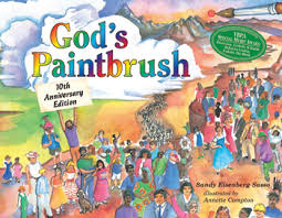 Gods Paintbrush book cover