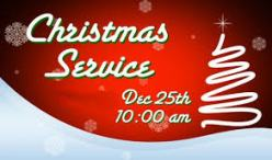 Christmas Service 10am
